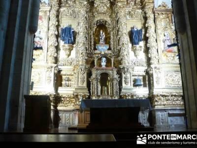 Enología en Rioja - Senderismo Camino de Santiago - Santa María la Real (Najera); senderismo sevil